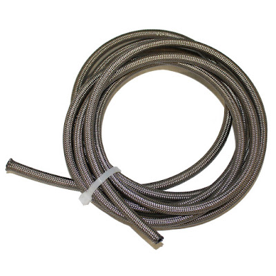 PTFE Lined Hose Braided Stainless