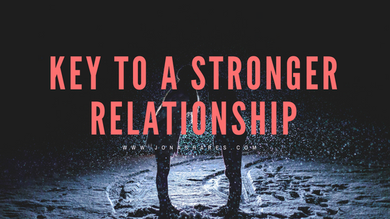 Key to a Stronger Relationship