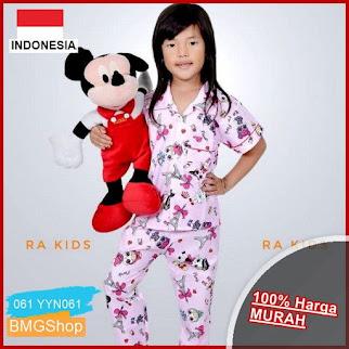 YYN061 Piyama stachu Anak Size M BMGShop