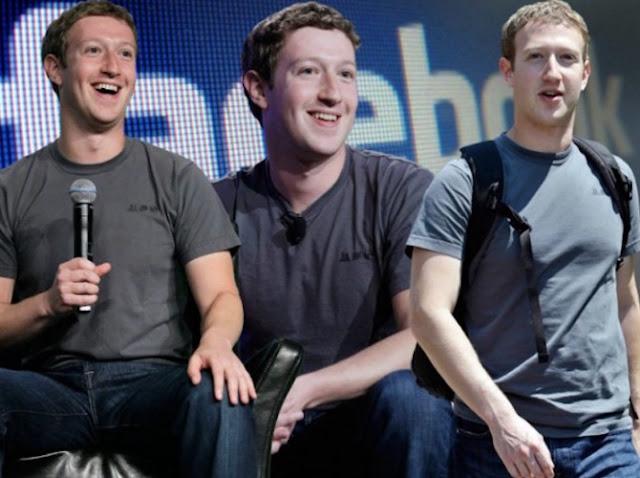 Pendedahan Mark Zuckerberg Kenapa Memakai Baju Warna Kelabu Setiap Hari