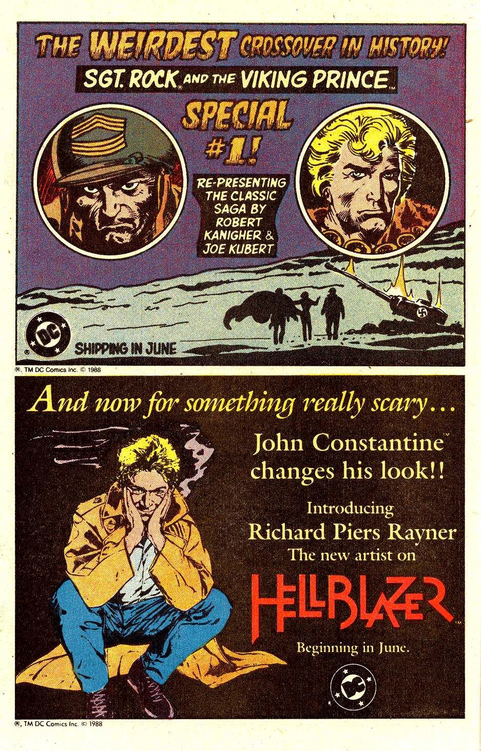 Read online Secret Origins (1986) comic -  Issue #30 - 39