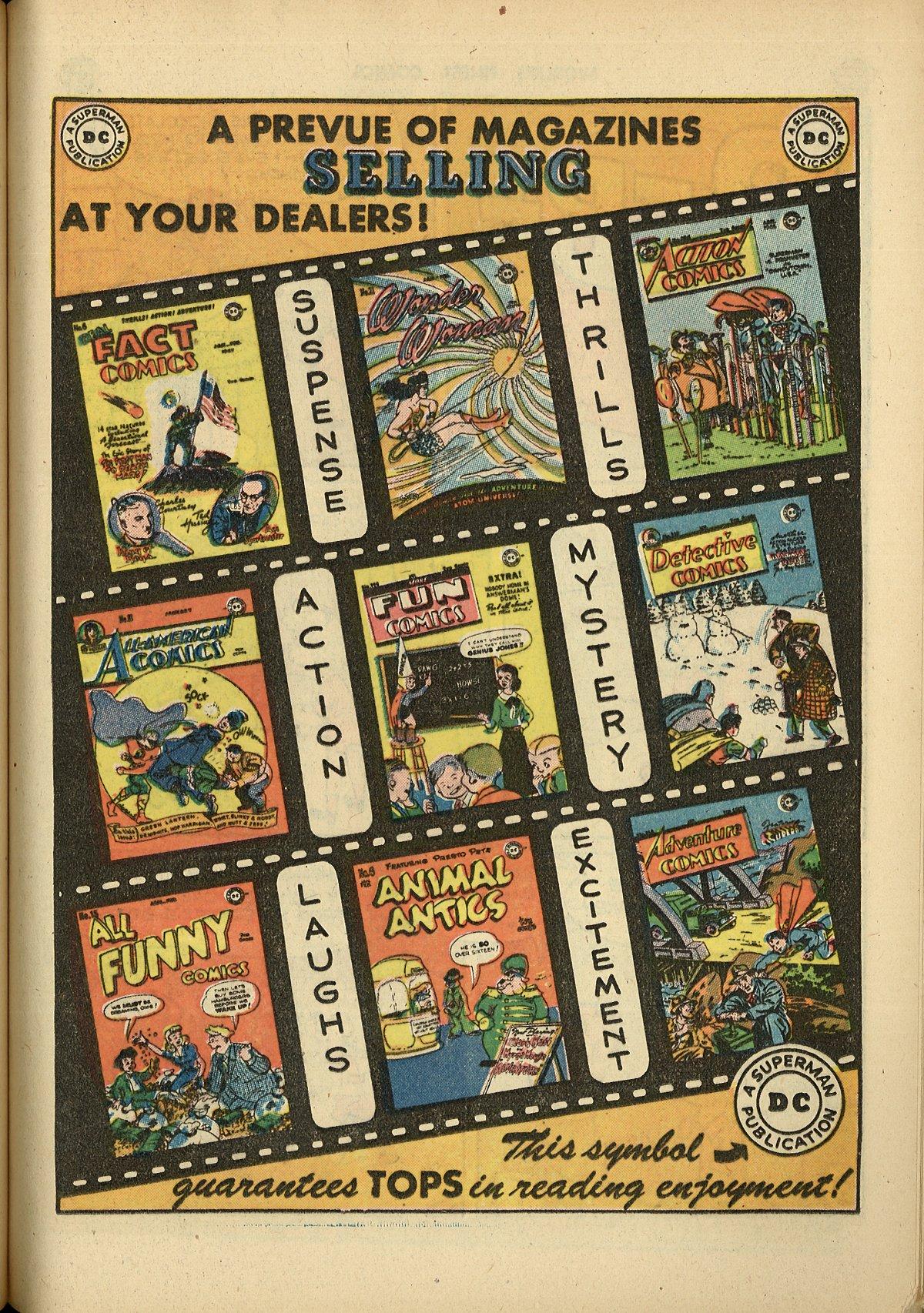 Read online World's Finest Comics comic -  Issue #26 - 37