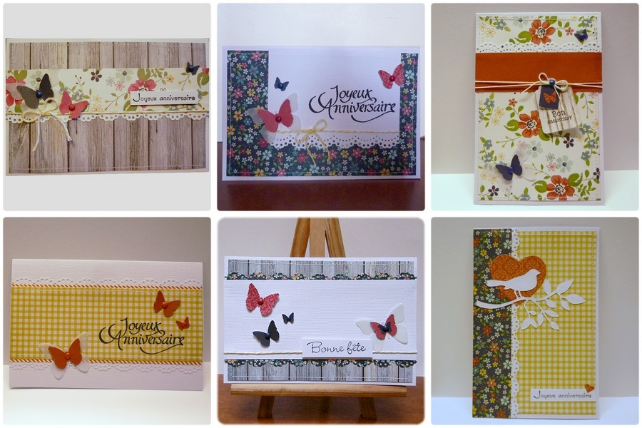 Simple Stories set of cards