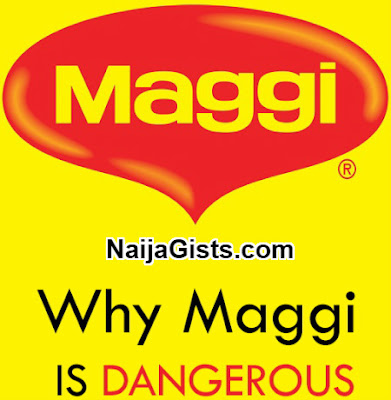 maggi damages brain