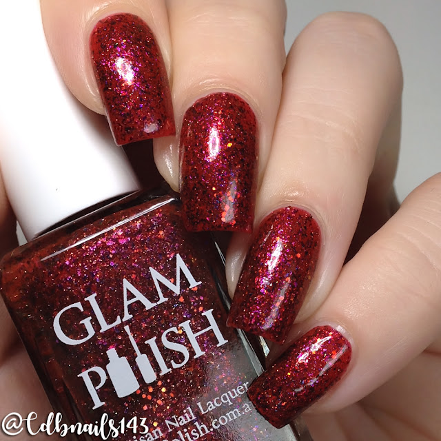 Glam Polish-If The Apocalypse Comes, Beep Me