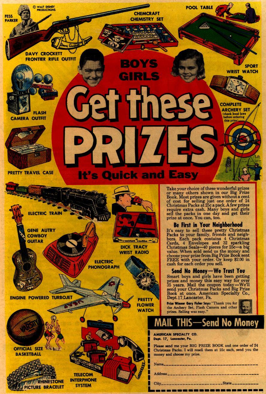 Read online Detective Comics (1937) comic -  Issue #226 - 36