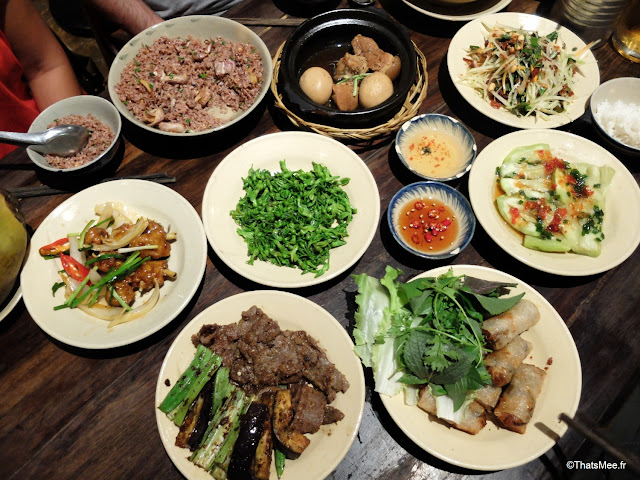où manger bon resto cuc qach quan ho chi minh ville city saigon vietnam