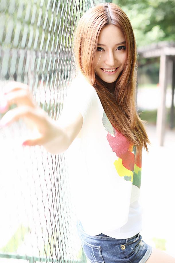 Ai Shang Zhen, Morning Exercise   Really Cute China Girls