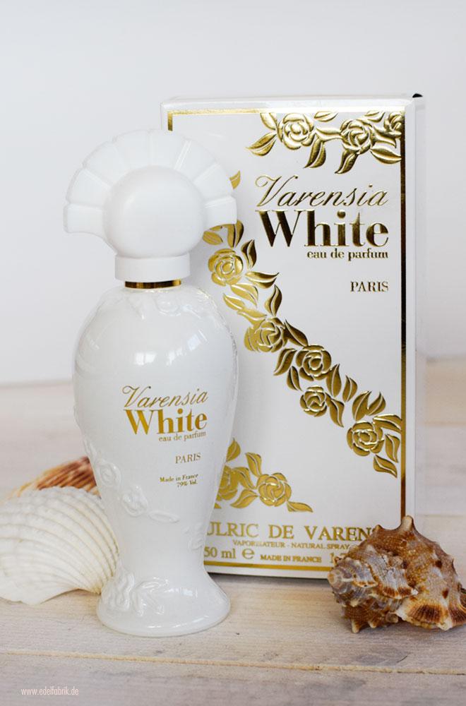 Ulric de Varens VARENSIA WHITE, toller Duft