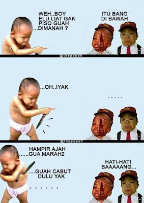 8 Meme Lucu Obrolan Anak Kecil Ini Bikin Ngakak Jungkir Balik