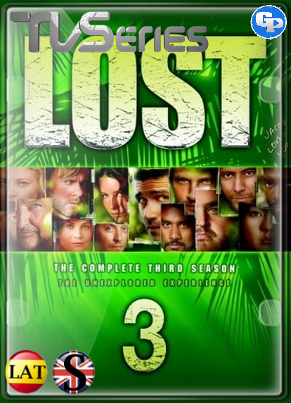 Lost (Temporada 3) HD 1080P LATINO/INGLES