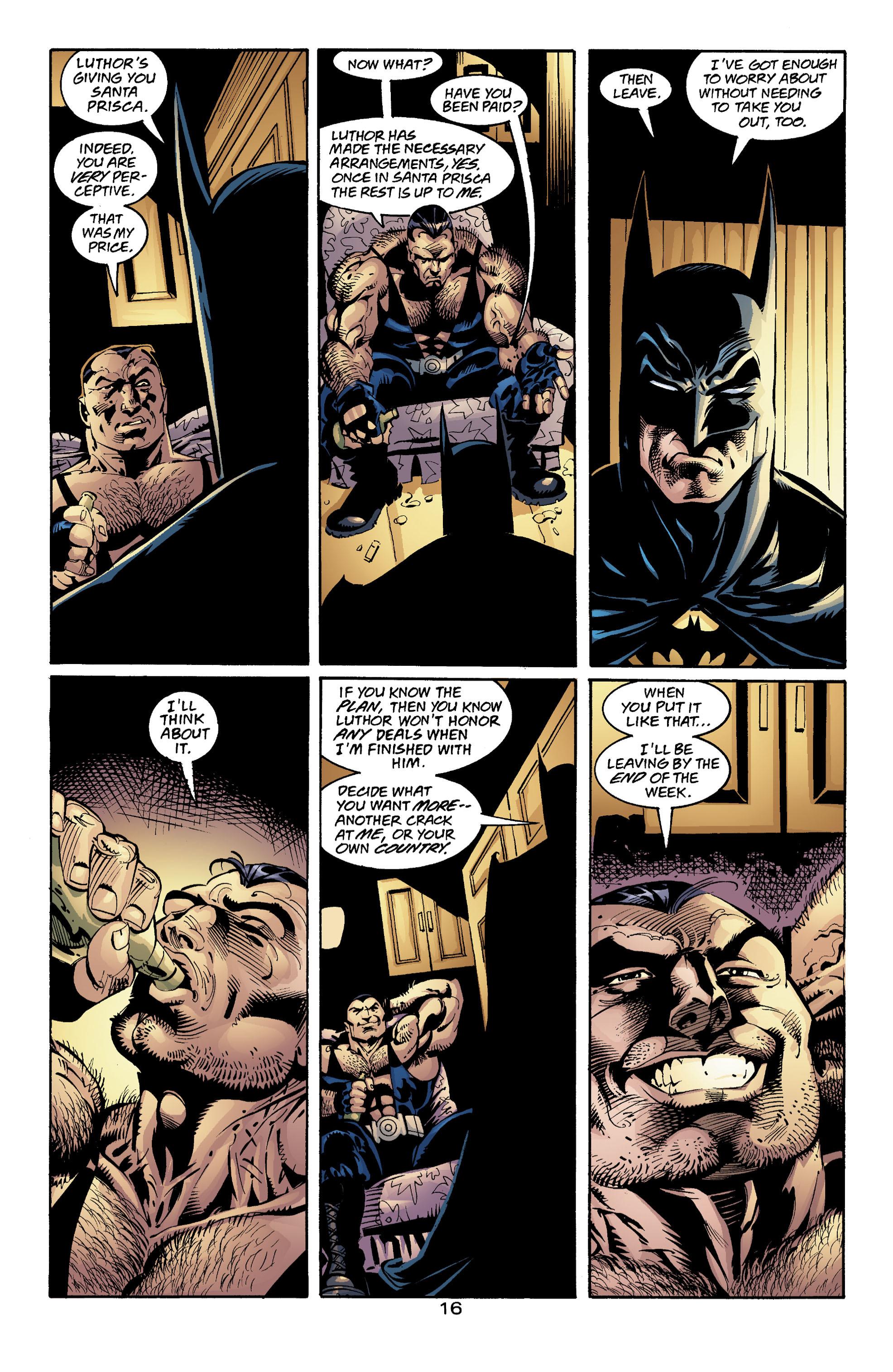 Detective Comics (1937) 740 Page 16