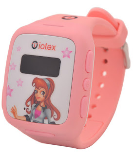 Iotex launches Xwatch Kids, a smartwatch for kids, at 2nd Smart Cities India 2016 Expo for Rs. 3599