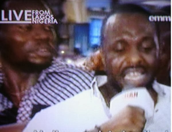 See photos of Jim Iyke Just Got Delivered Of Witchcraft On TB Joshua's Emmanuel TV