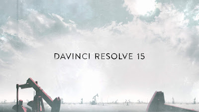 DaVinci Resolve 15 fondo impactante de petroleo