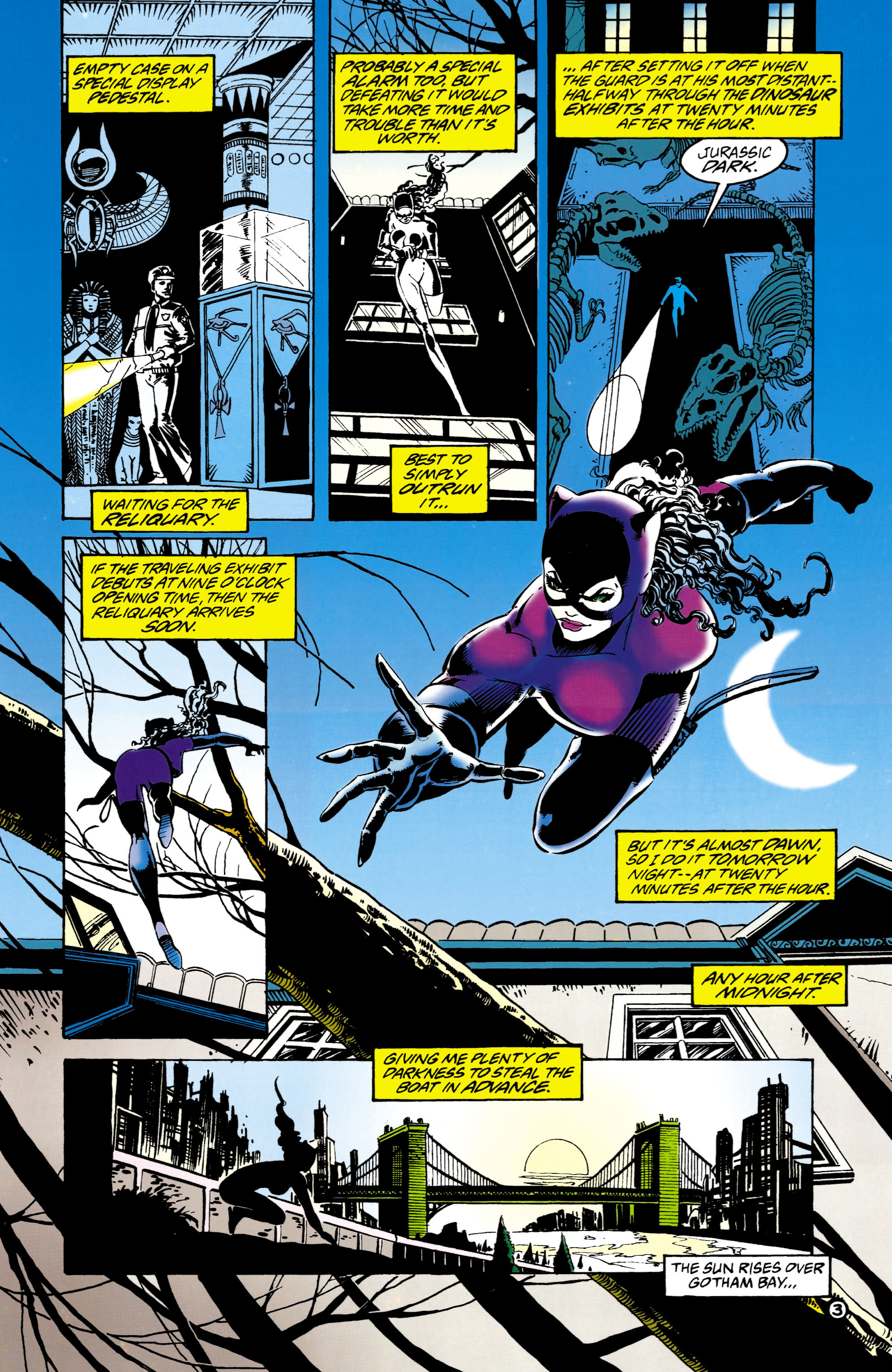 Catwoman (1993) Issue #39 #44 - English 4