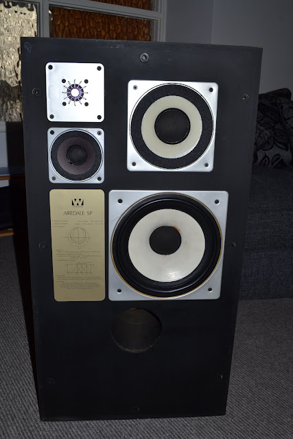 Wharfdale Airedale SP2 Speakers.