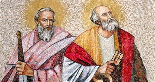 Hai con người: Thánh Phêrô – Thánh Phaolô