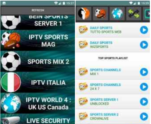 My Iptv Apk App Free Live TV On All Android Devices - New