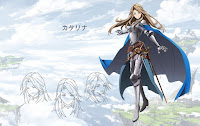 Review Anime: Granblue Fantasy The Animation