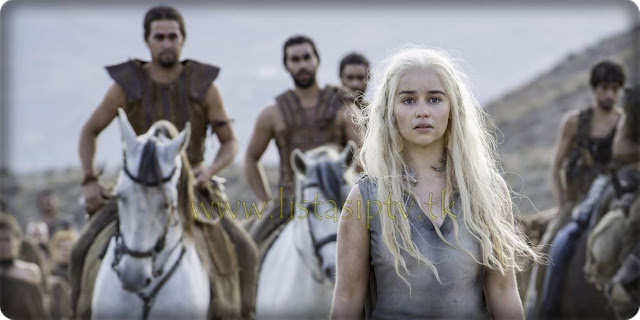 Lista M3U: Game of Thrones - Dublado - Todas Temporadas Full HD