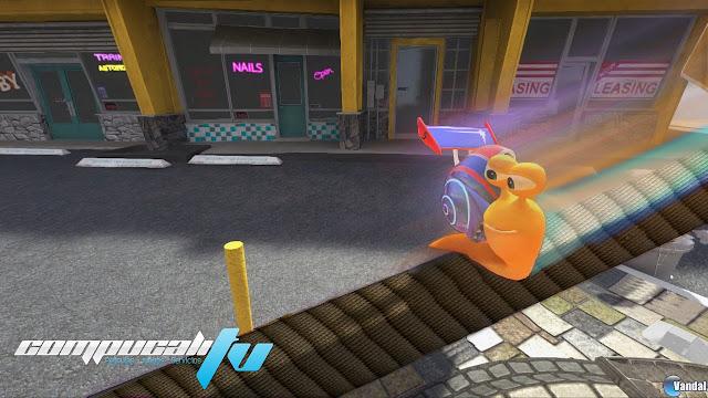 Turbo Super Stunt Squad Xbox 360 Región Free XGD3