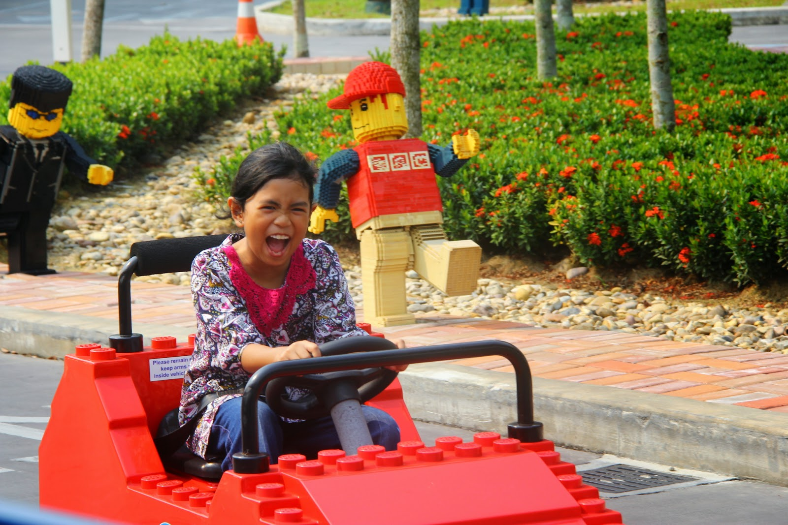Driving School, LEGO City