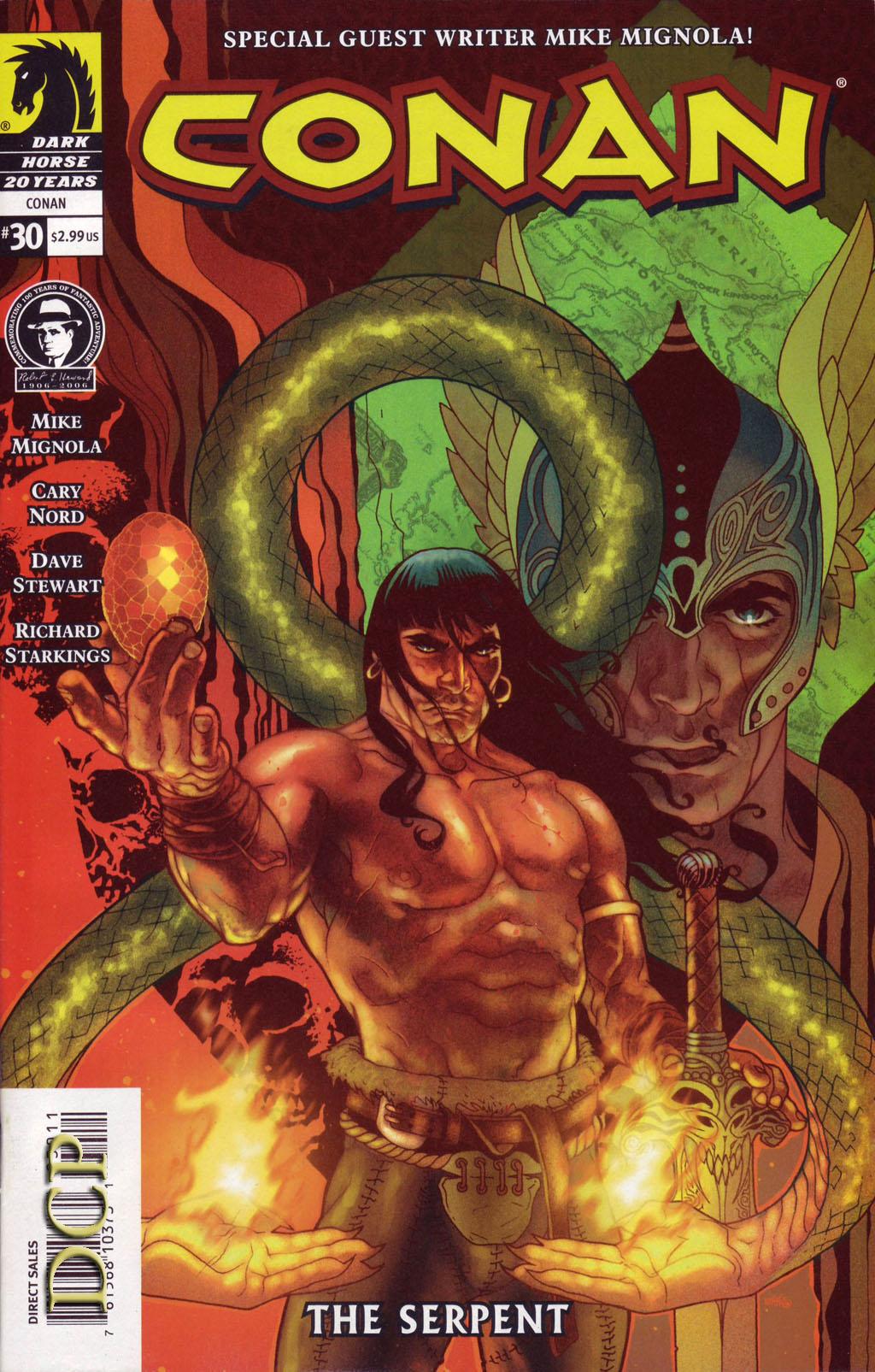 Conan (2003) 30 Page 1