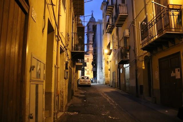 Satu Hari di Palermo
