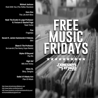 Free Music Fridays Volume (2016)