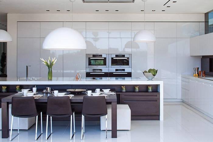 dünyanın en güzel evinin mutfağı