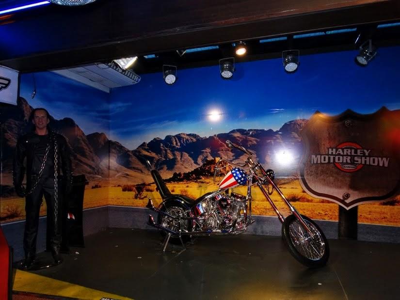 O que fazer em Gramado - Harley Motor Show