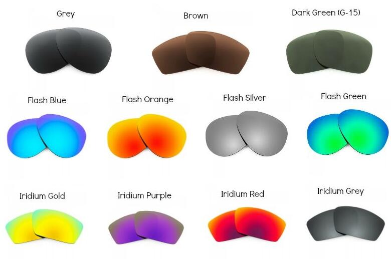 oakley factory outlet online tfcn  Different Colors of Oakley Lenses