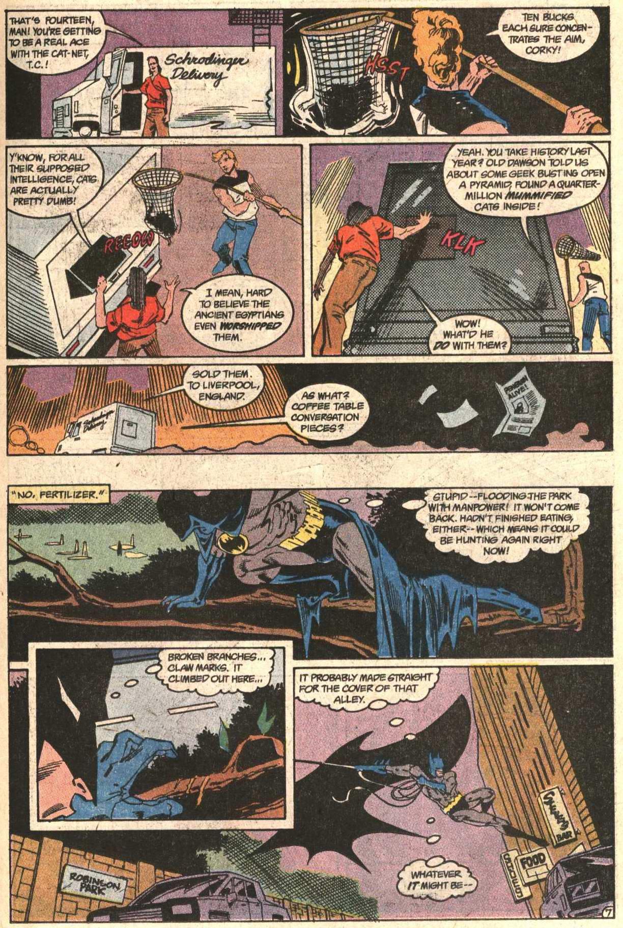 Detective Comics (1937) 612 Page 7