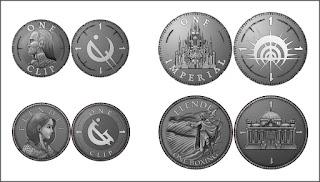 Monedas Nacidos de la Bruma