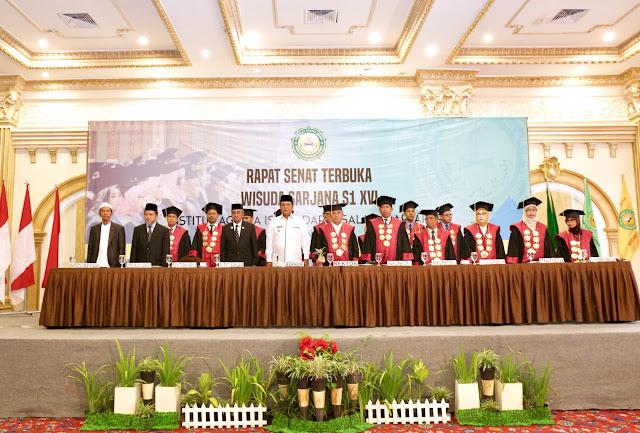Momen Bersejarah Institut Agama Islam Darussalam Martapura