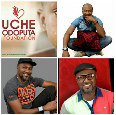Actor Uche Odoputa Shares Adorable Photos In Celebration Of His 47th Birthday