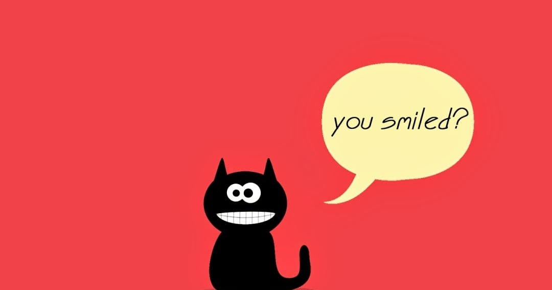 IPhone Wallpaper Cartoon Cute Cat Smile