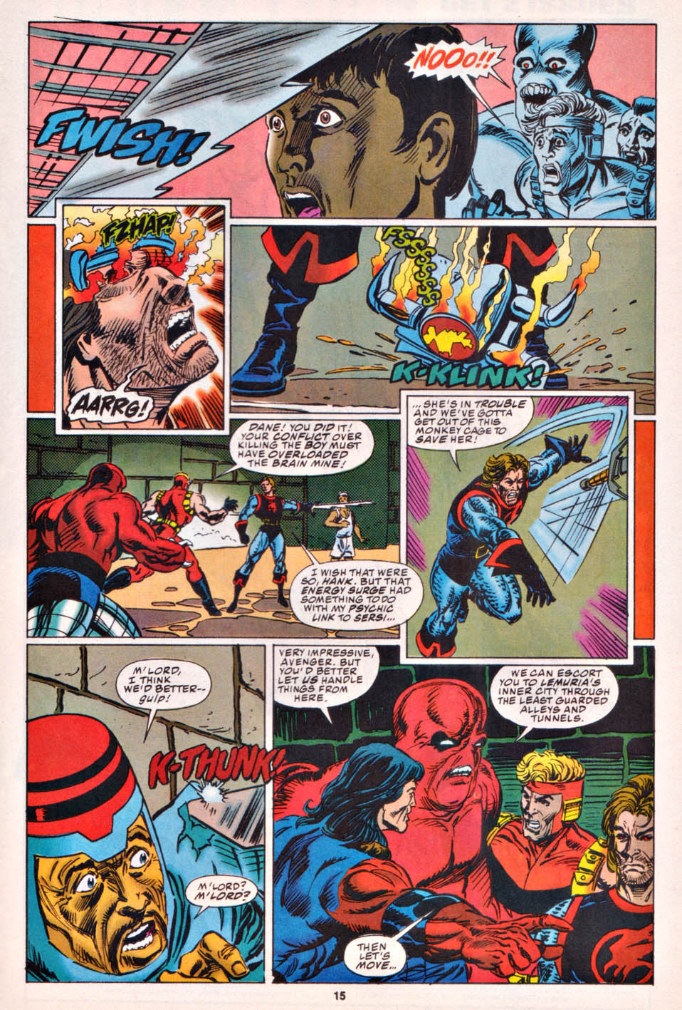The Avengers (1963) 371 Page 11