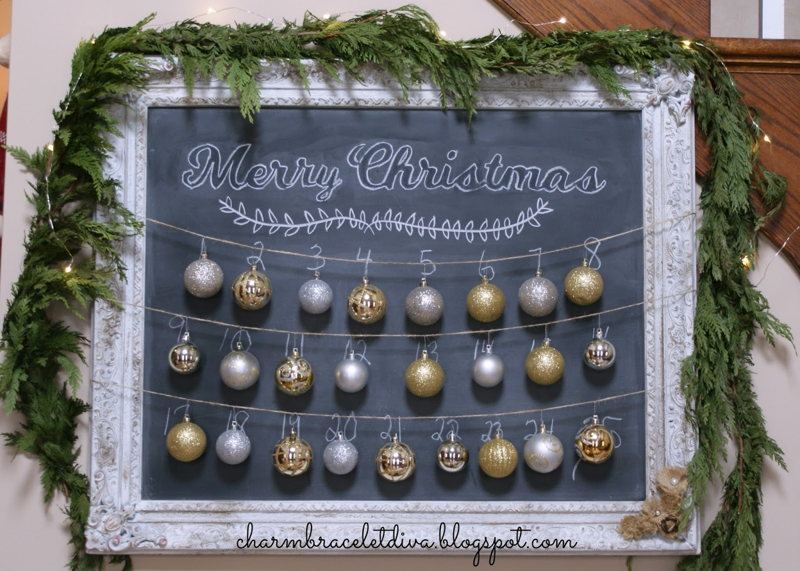 Fun Christmas Advent Calendar Ideas - Clean and Scentsible