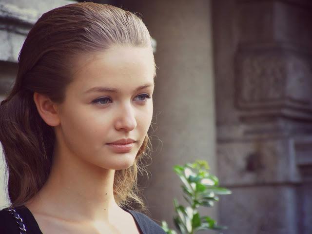 Кристина Романова - модель