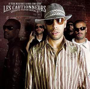 Les Cautionneurs - Quinte Flush Royale (2006)