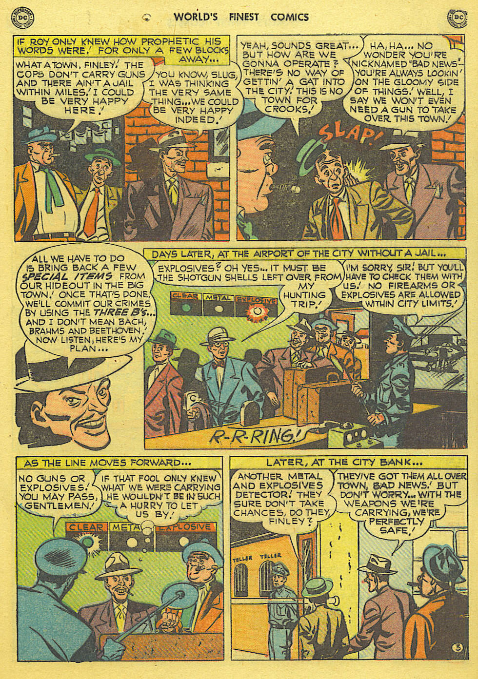 Read online World's Finest Comics comic -  Issue #49 - 20