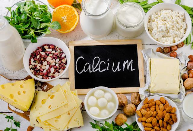 Manfaat Kalsium Yang Wajib Diketahui