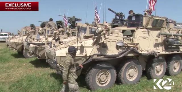 Αμερικανική υπόσχεση στο κουρδικό YPG για κράτος εντός έξι μηνών!