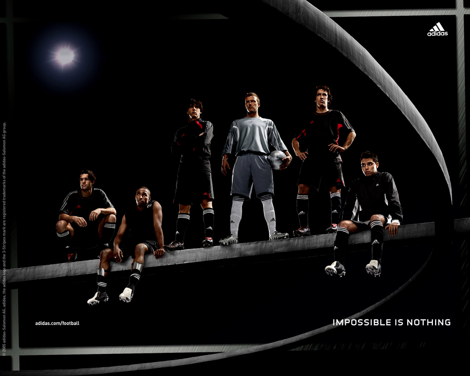 Adidas Impossible is Nothing Ads HD Wallpapers | Desktop ...