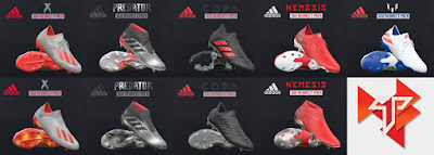 PES 2017 Adidas 302 Redirect Pack 2019 by Tisera09