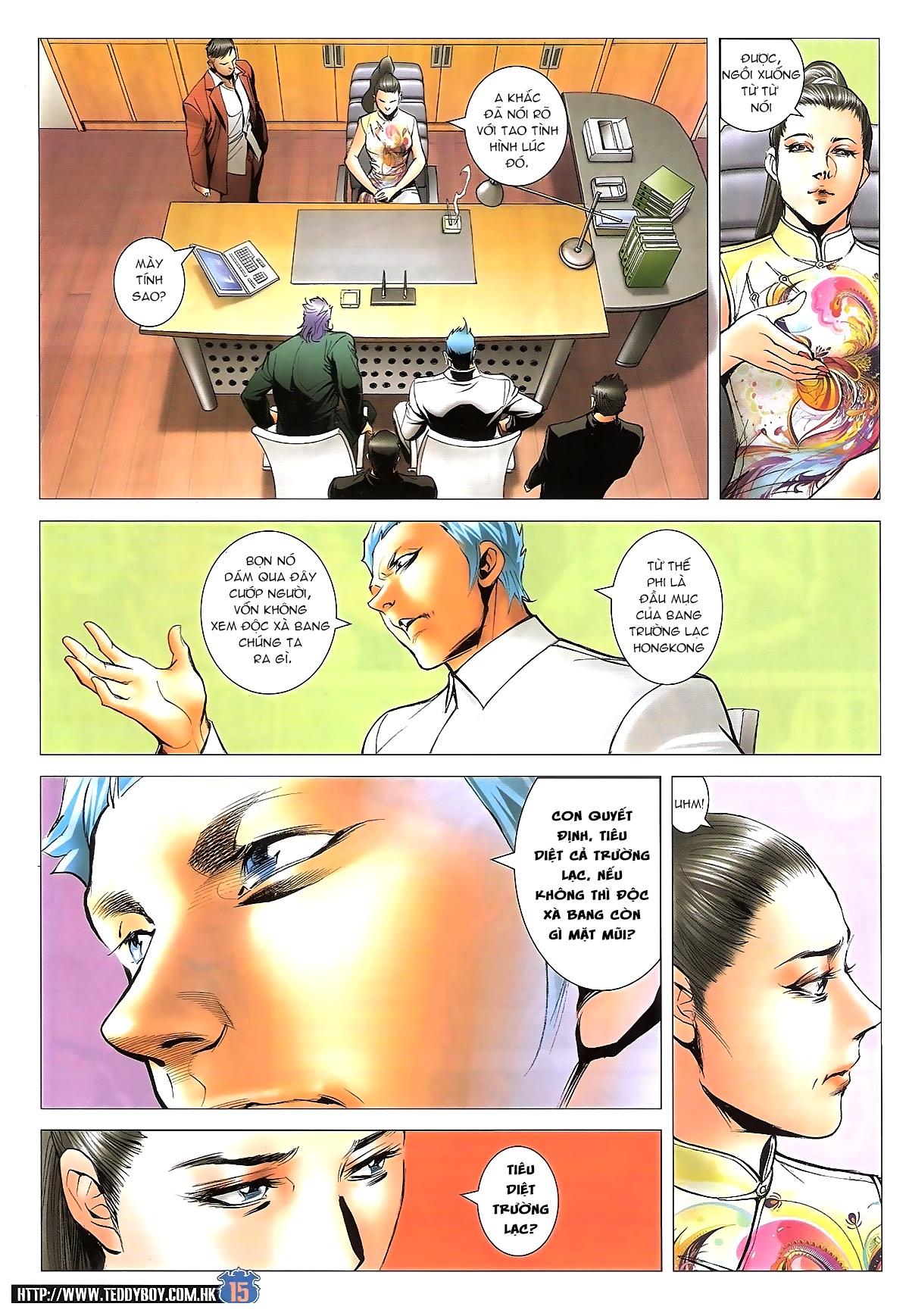 Người Trong Giang Hồ - Chapter 1617: Bức Cung - Pic 14