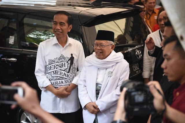 Andi Arief: Jangan Remehkan KH Ma'ruf Amin, Saya Mendukungnya