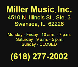 SUPPORT YOUR LOCAL MUSIC STORE!